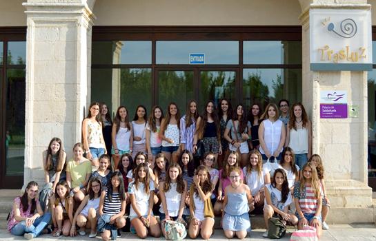 Trasluz Summer Camp 2015