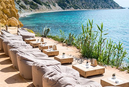 El Amante, un restaurante con un emplazamiento y unas vistas únicas