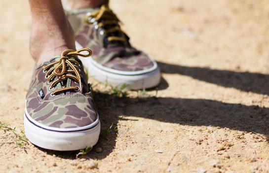 Zapatillas urbanas Vans