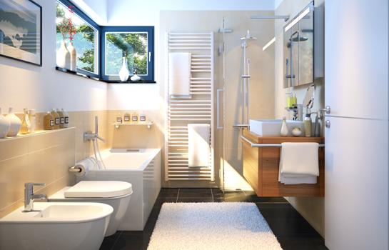 El cuarto de baño es tu parcela de intimidad