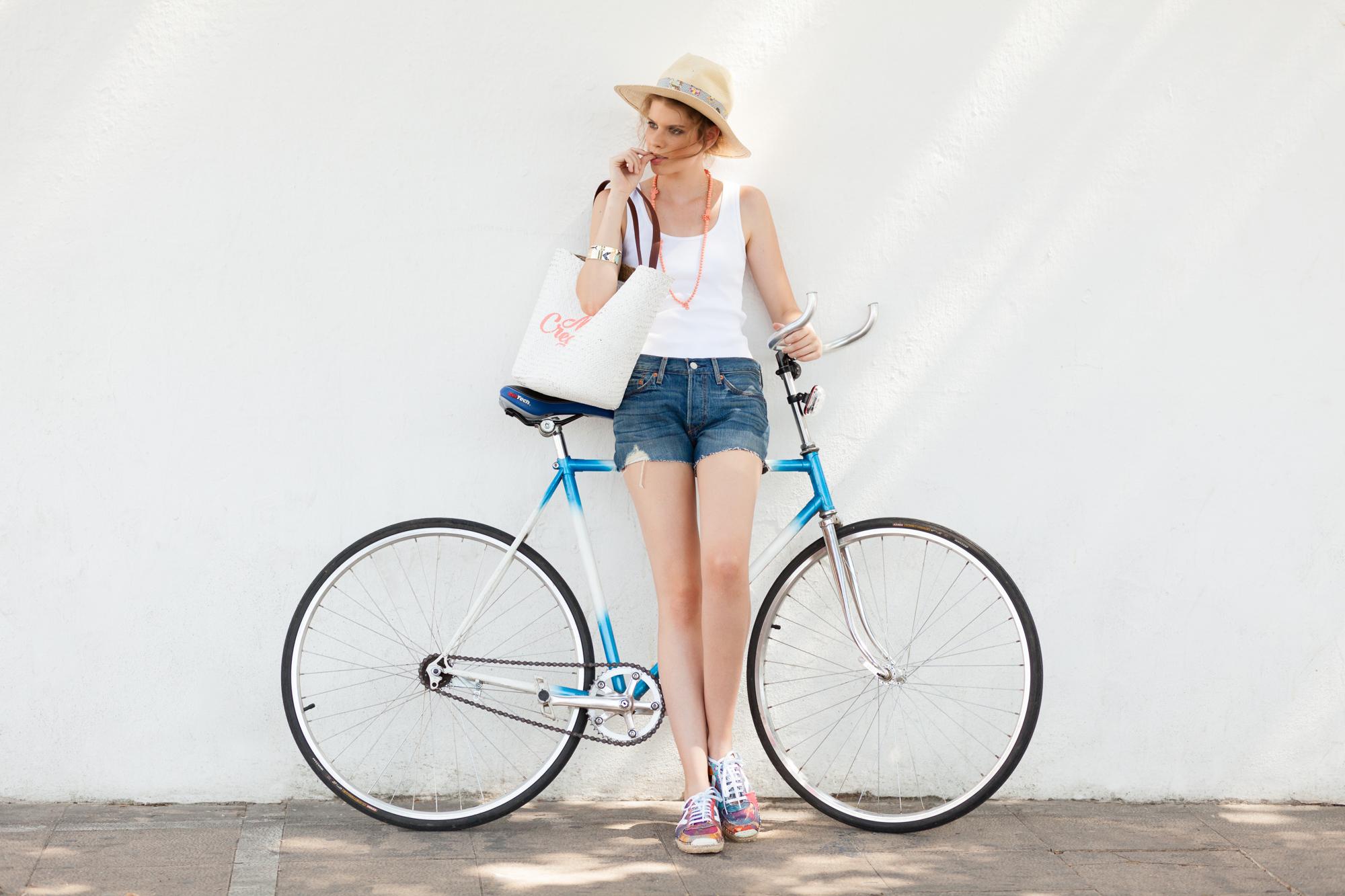 Moda outlet para montar en bicicleta