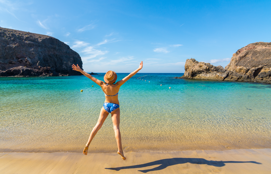 Verano eterno en las Islas Canarias