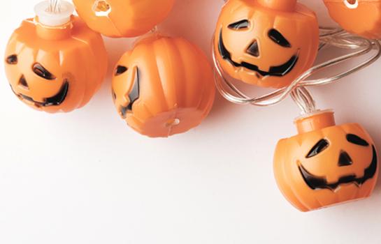 Este Halloween tu eliges, ¿truco o trato?