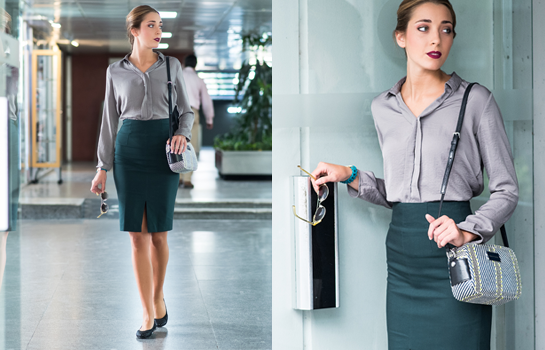 Looks de otoño para working girls