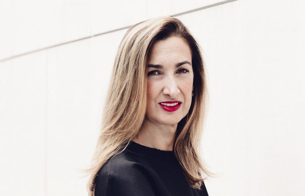 """Marta Michel. Charla """"Los medios de comunicación y la moda"""""""