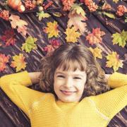 Planes de otoño con niños