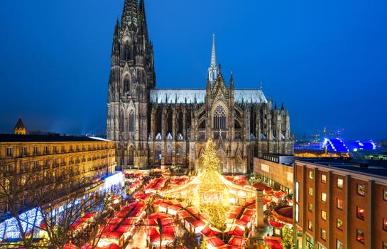 Mercadillos Navidad Europa