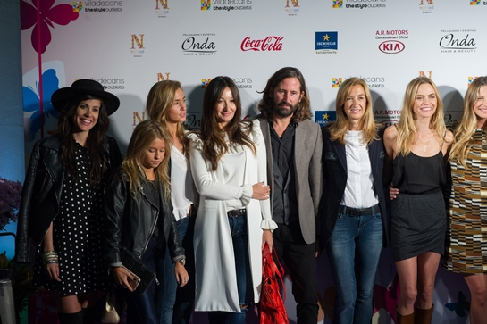 influencers Nomad Fashion Show