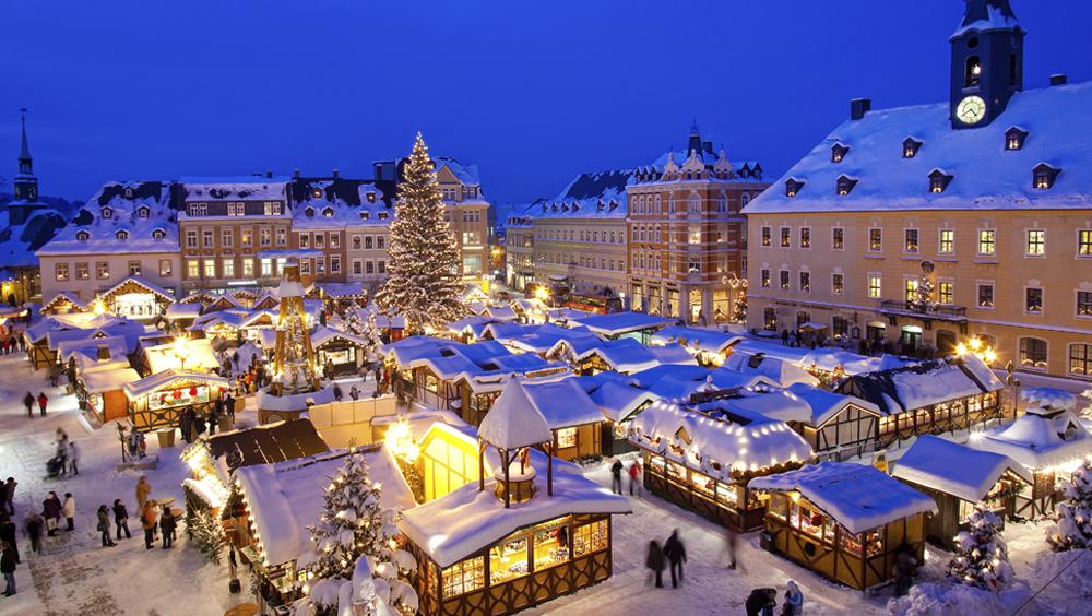 Mercadillos Navidad de Europa