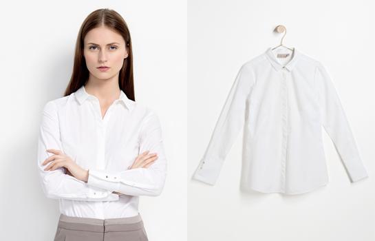 Camisa Trucco blanca