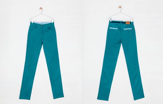 pantalón fantasía Neck & Neck verde