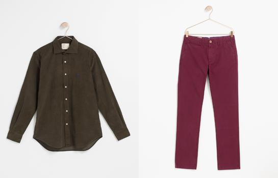 Camisa y pantalón Tenkey