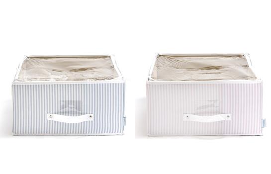 Caja boxibi Home Interiors by Textura azul o rosa