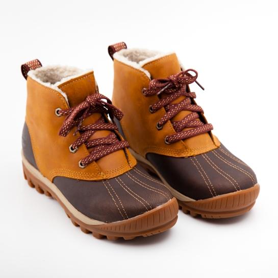 botas forradas de borrego Timberland