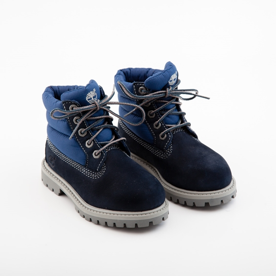botas azules Timberland