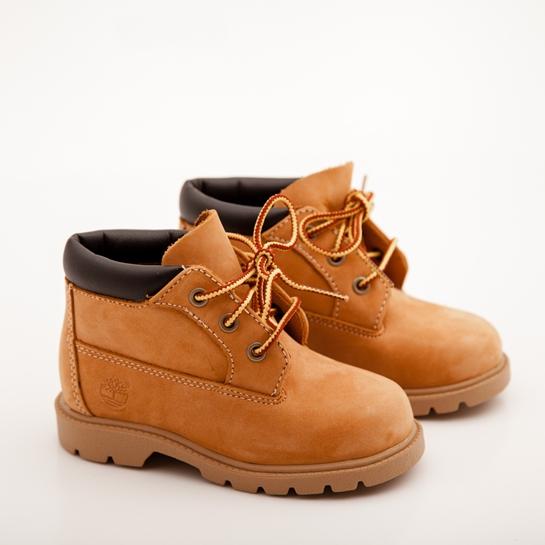 botas para niños de Timberland