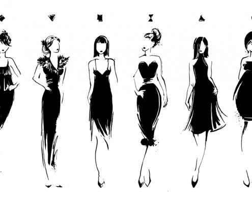 A cada tipo de cuerpo, su look