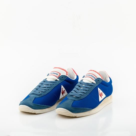 zapatillas azules retro le coq sportif
