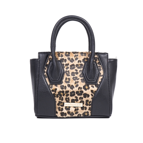 bolso estampado de leopardo