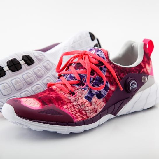 zapatillas de deporte rosa Adidas