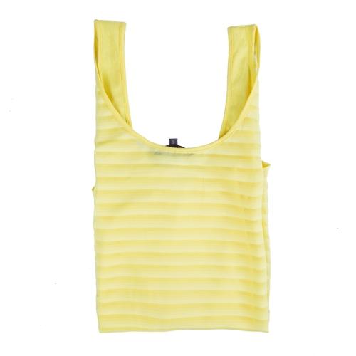 camiseta rayas amarilla