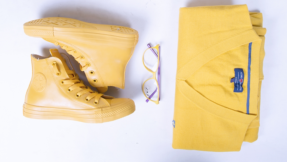 bodegón amarillo