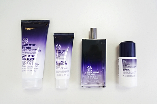 productos hombre the body shop
