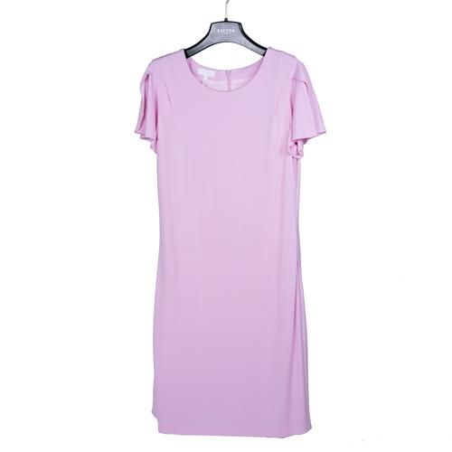 vestido rosa Escada