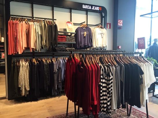 tienda garcia jeans viladecans