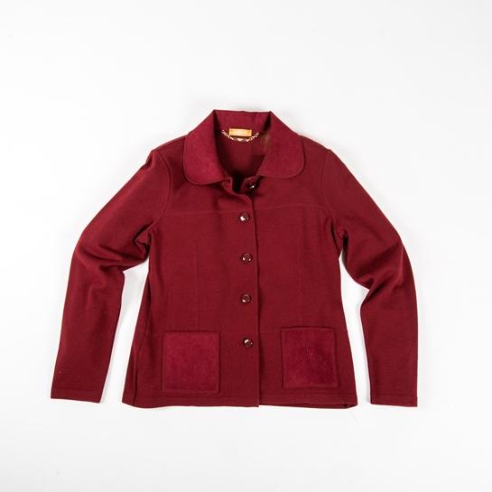 chaqueta roja Naulover