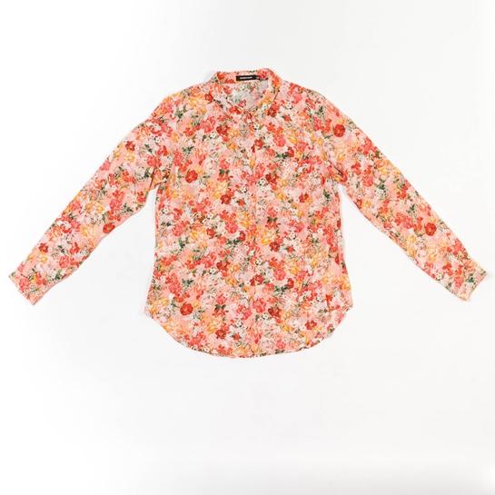 camisa de flores Naulover