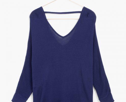 jersey azul punto Trucco