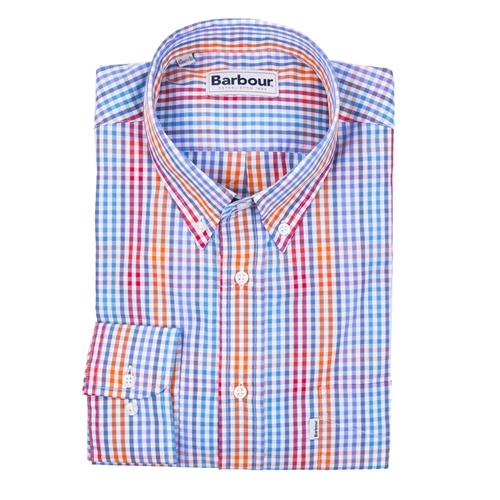camisa cuadros vichy colores