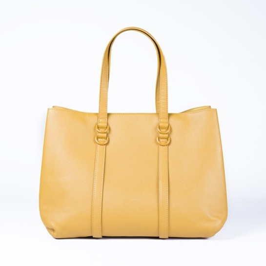 bolso amarillo parfois