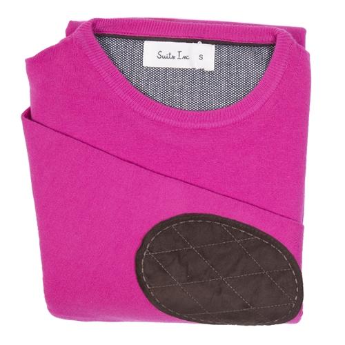 jersey rosa con coderas