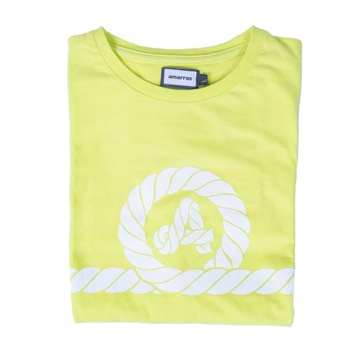 camiseta amarilla amarras