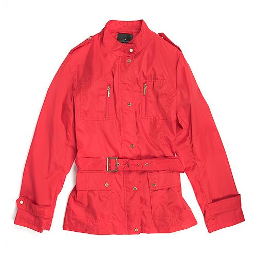 chaqueta roja Roberto Verino