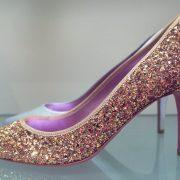 zapatos glitter mascaro