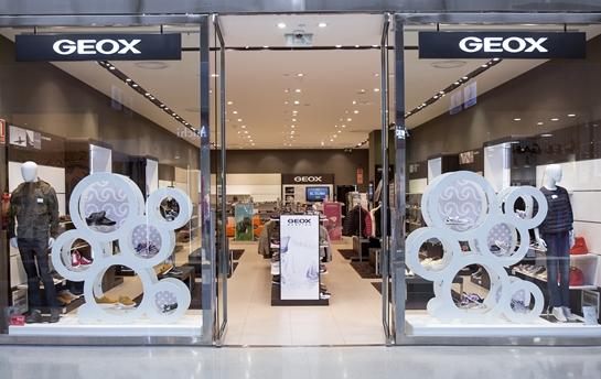 tienda Geox Coruña