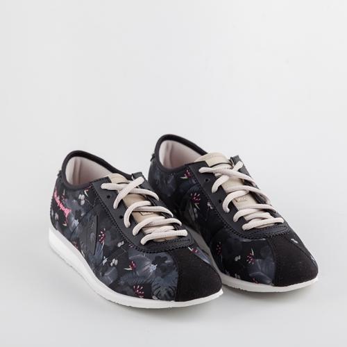 zapatillas estampado de flores