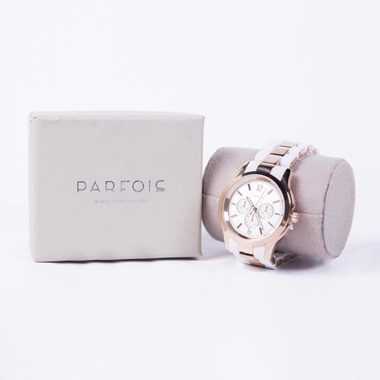 reloj rosa Parfois