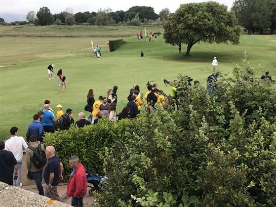 campeonato golf