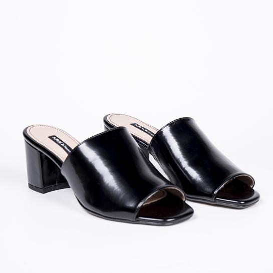 zapatos negros krack