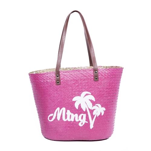 capazo rosa mustang