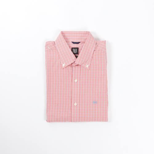camisa rosa pedro del hierro
