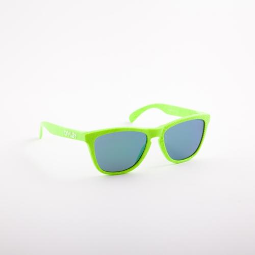 gafas verde espejo