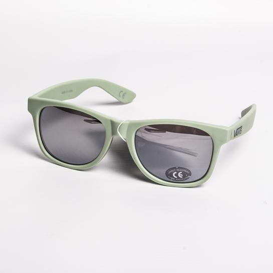 gafas verde menta