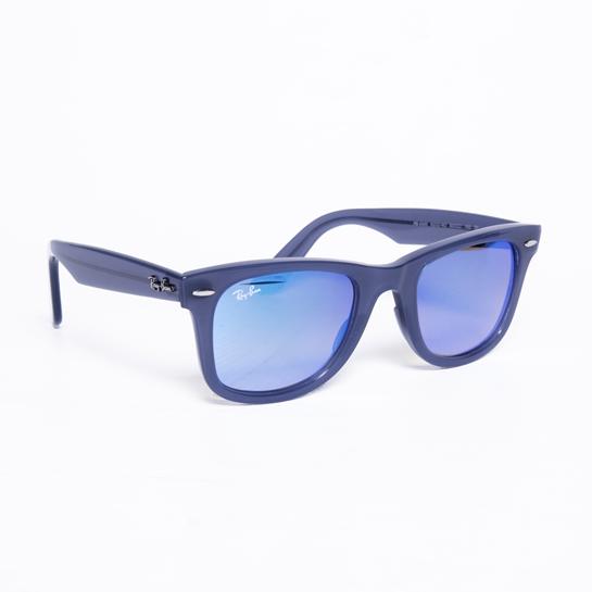 gafas rayban azules