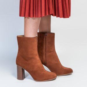 botas ante camel