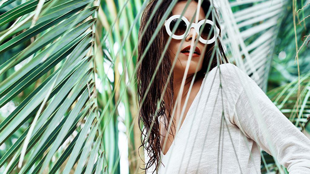 selva gafas blancas